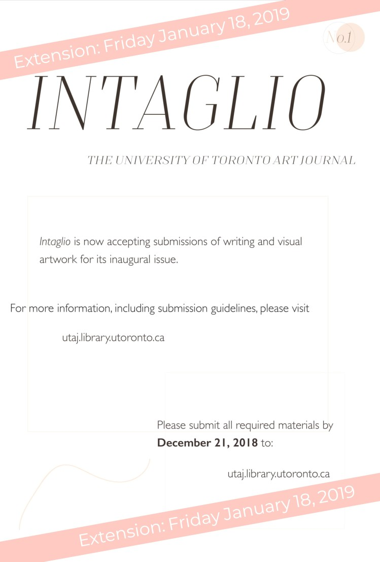 intaglio call for papers